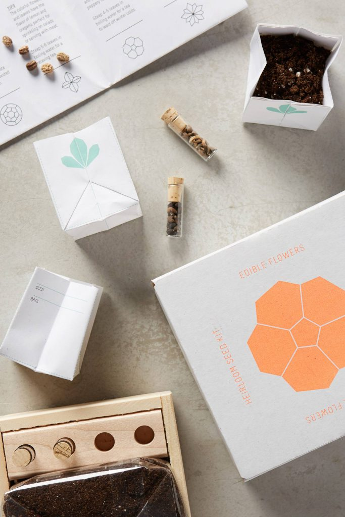 Heirloom Seed Kit Anthropologie