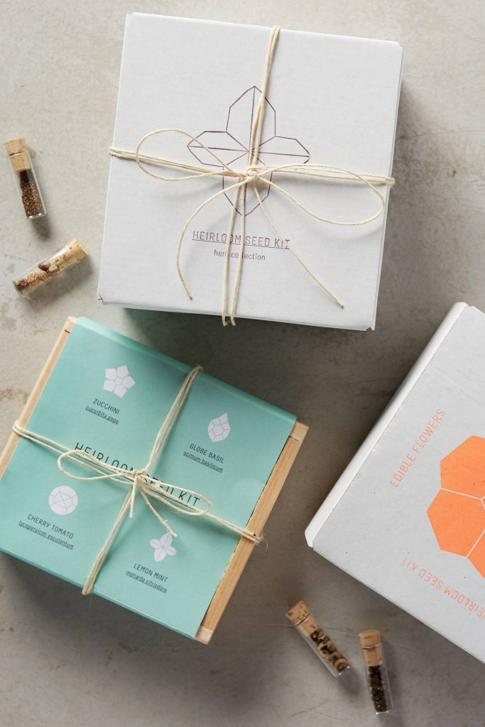 Heirloom Seed Kits Anthropologie
