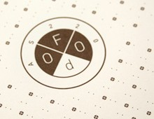 AS220 foo(d) Branding, Menu & Recipe Card Design