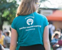 Downtown Providence Parks Conservancy Branding
