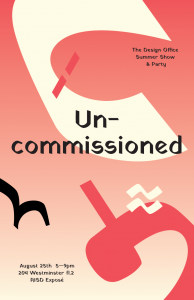 The Design Office Uncommissioned