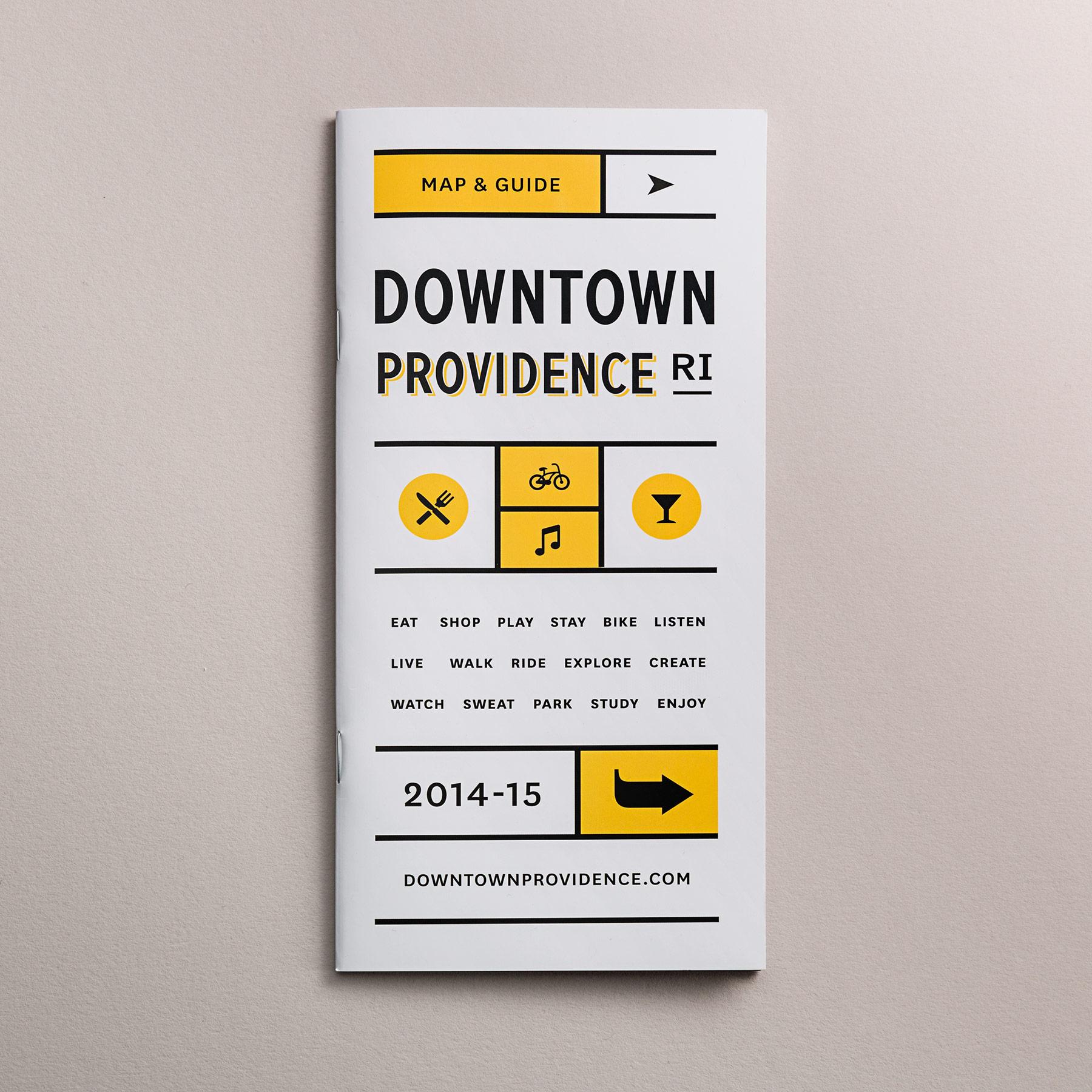 Downtown Providence Branding