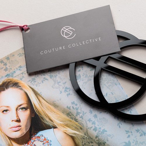Couture Collective Branding and Website