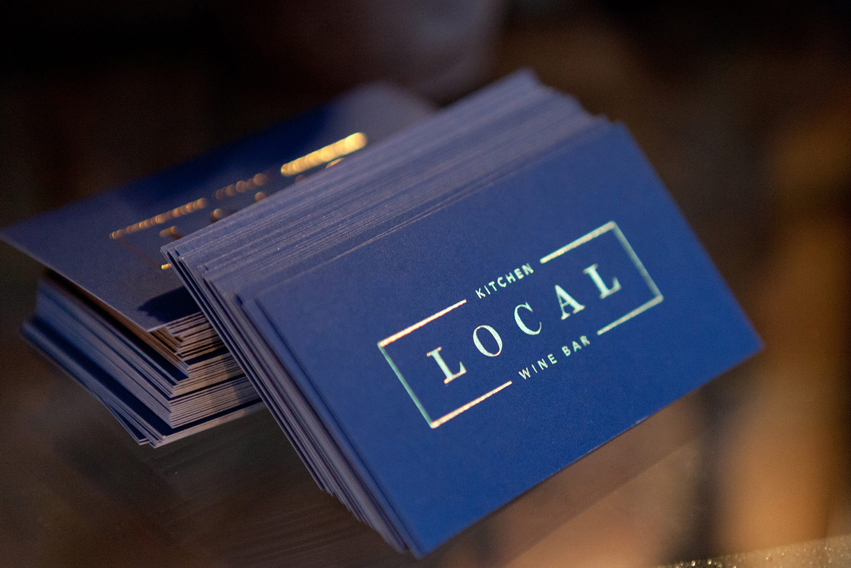 Local Kitchen + Wine Bar Branding