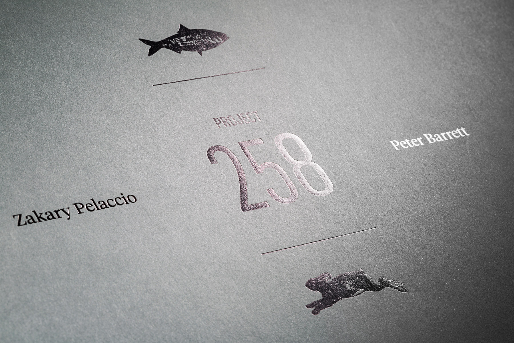 Fish & Game: Project 258 Design