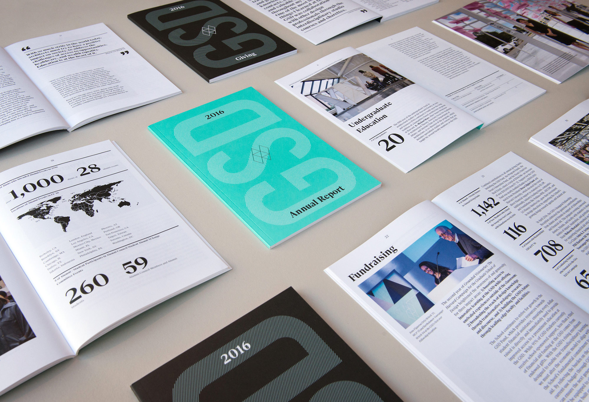 Harvard Graduate School of Design Annual Report