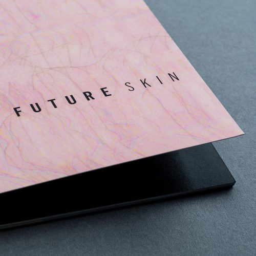 NIKE + RISD Future Skin Research Book