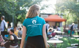Downtown Parks Conservancy Branding