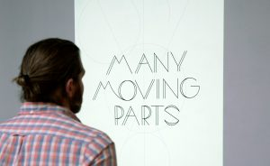 Many Moving Parts Uncommissioned