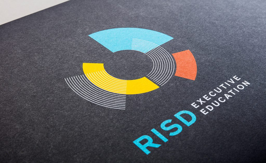 RISD Executive Education Branding