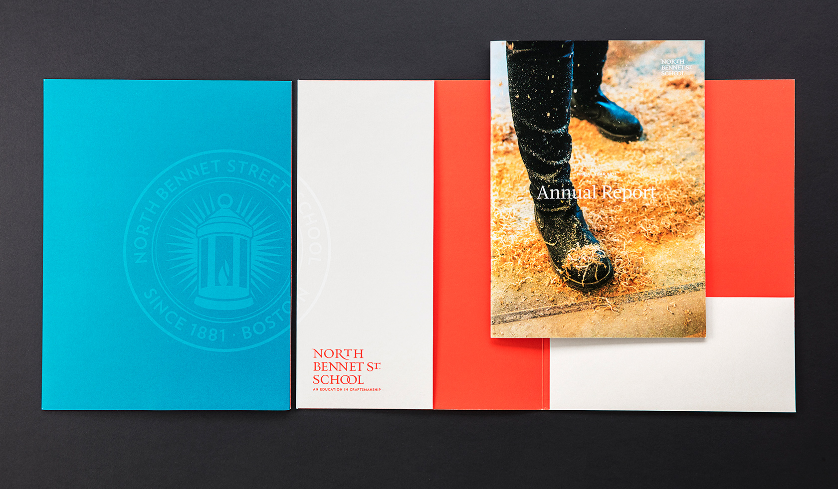 North Bennet Street School Brand Design