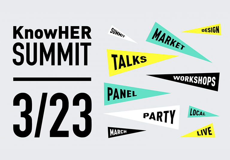 AIGA RI KnowHER Summit